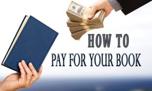How to pay for Your Book